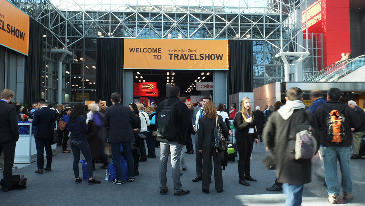 A Recap of the 2015 New York Times Travel Show